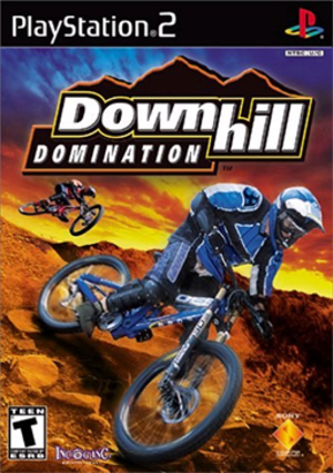 Downhill Domination - Image: Downhill Domination Coverart
