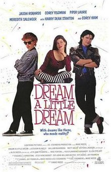Dream a little dream (film poster).jpg
