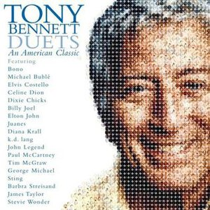 Duets: An American Classic - Image: Duetsanamericanclass ic