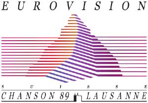 Eurovision Song Contest 1989 - Image: ESC 1989 logo