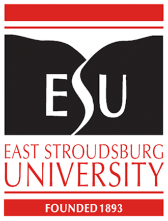 East Stroudsburg University of Pennsylvania - Image: East Stroudsburg University logo