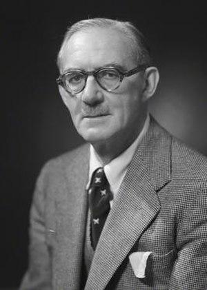 Edward Barrington de Fonblanque (British Army officer) - Edward Barrington de Fonblanque in 1960