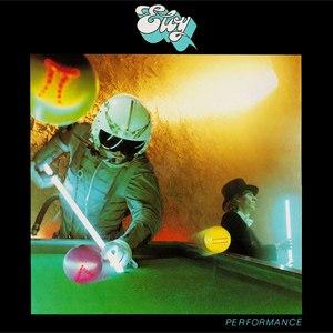 Performance (Eloy album) - Image: Eloy Performance