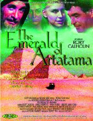 The Emerald of Artatama - VHS cover for 'The Emerald of Artatama'
