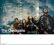 The Cardigans — Erase/Rewind (studio acapella)