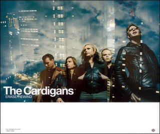 Erase/Rewind 1999 single by The Cardigans
