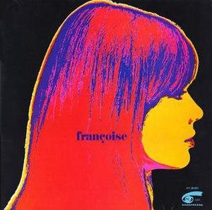 Françoise (album) - Image: F. Hardy Françoise compilation 70