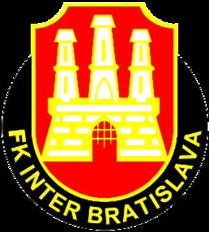FK Inter Bratislava - Image: FK Inter logo