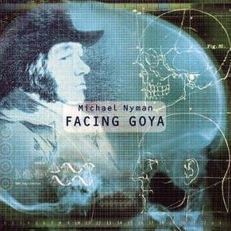 Facing Goya - Image: Facing Goya