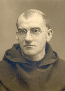 Père Jacques Discalced Carmelite friar and priest, concentration camp victim, Righteous among the Nations