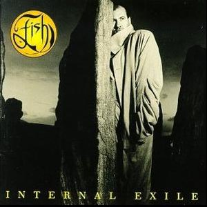 Internal Exile (Fish album) - Image: Fish Internal Exile US