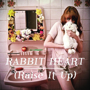 Rabbit Heart (Raise It Up) - Image: Florence and the Machine Rabbit Heart (Raise It Up)