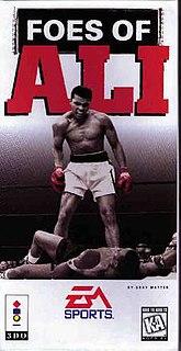 <i>Foes of Ali</i> 1995 boxing video game