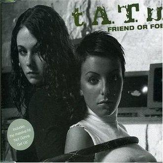 Friend or Foe (song) - Image: Friendorfoedeluxe