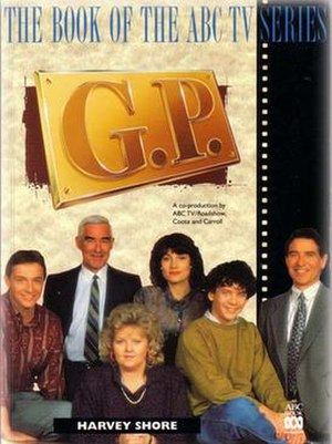 G.P. - Bookcover of text adaptation