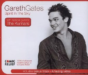 Spirit in the Sky - Image: Gareth Gates Spirit in the Sky