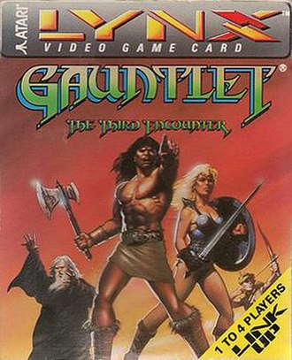 Gauntlet: The Third Encounter - Gauntlet: The Third Encounter
