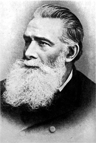 George Julian Harney - George Julian Harney in 1880.