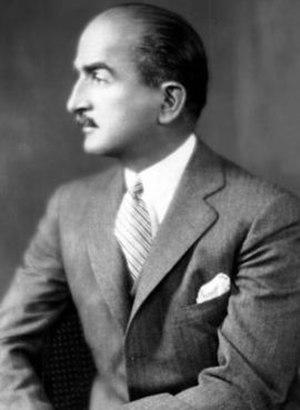 Georges V. Matchabelli - Prince Georges Vasili Matchabelli