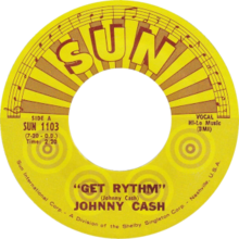 Get Rhythm by Johnny Cash 1969 US single.png