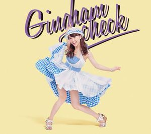 Gingham Check - Image: Gingham Check Cover