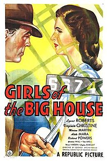 <i>Girls of the Big House</i> 1945 film