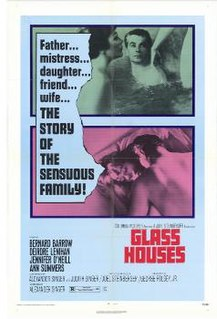 <i>Glass Houses</i> (1972 film) 1972 film by Alexander Singer
