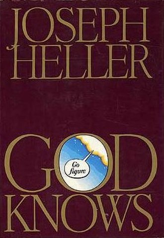 God Knows (novel) - First edition cover (Knopf)