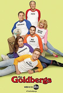 <i>The Goldbergs</i> (season 7) Season of television series