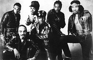 Grandmaster Flash and the Furious Five American hip-hop group