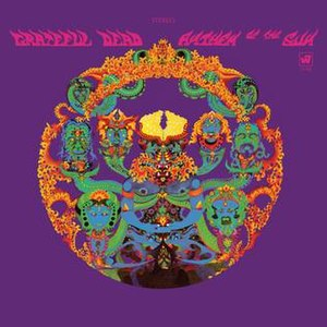 Anthem of the Sun - Image: Grateful Dead Anthem of the Sun