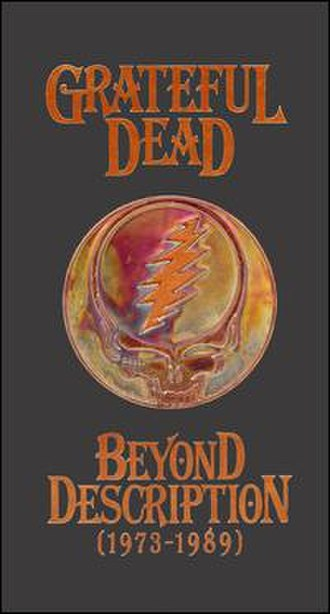 Beyond Description (1973–1989) - Image: Grateful Dead Beyond Description (1973 1989)