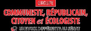 Communist, Republican, Citizen and Ecologist group - Image: Groupe communiste, républicain, et citoyen