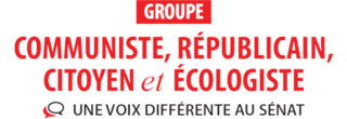 Communist, Republican, Citizen and Ecologist group parliamentary group of the French Senate