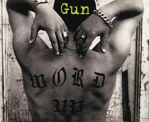 Word Up! (song) - Image: Gun Word Up