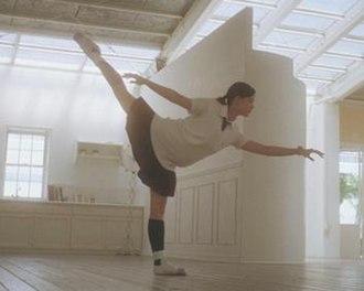 Hana and Alice - Yū Aoi dancing in Hana and Alice