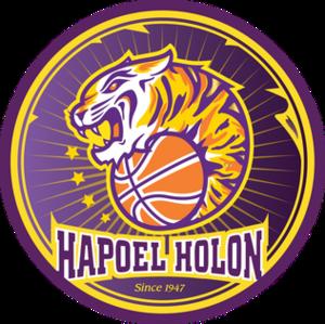 Hapoel Holon - Image: Hapoel Holon logo