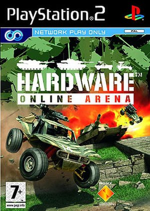 Hardware: Online Arena - Image: Hardware Online Arena