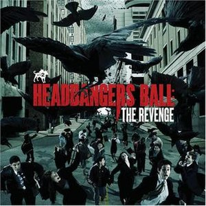 MTV2 Headbangers Ball: The Revenge - Image: Headbangers Ball The Revenge cover