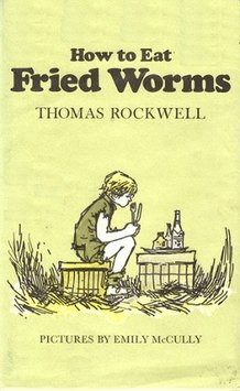 <i>How to Eat Fried Worms</i> book by Thomas Rockwell