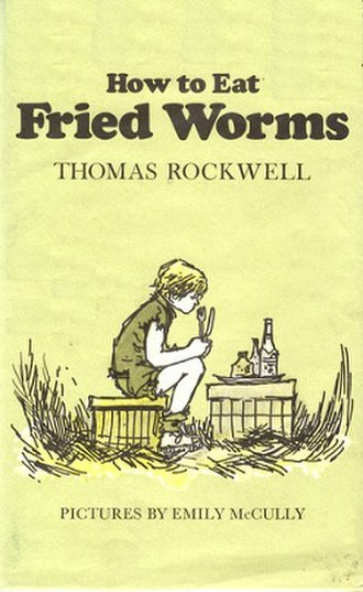 How to Eat Fried Worms - Cover