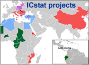 ICstat - Image: I Cstatprojects