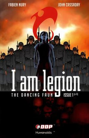 I Am Legion (comics) - Image: I Am Legion 1
