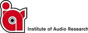 Institute of Audio Research - Institute of Audio Research logo.