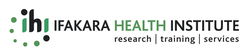 logo of the Ifakara Health Institute