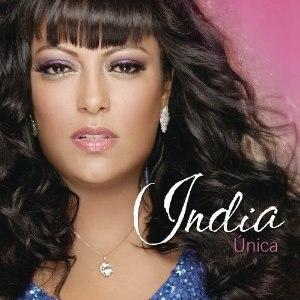 Unica (album) - Image: India unica