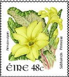 Éire as seen onthe country name on current Irish postage stamps.