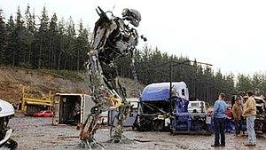 Iron Invader - Promotional image