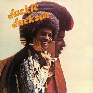 Jackie Jackson (album) - Image: Jackiejackson 1973