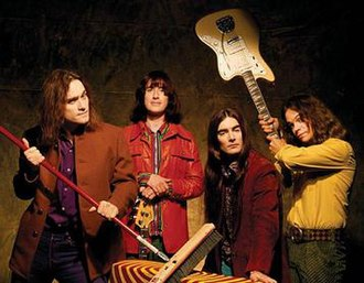 Jellyfish (band) - Image: Jellyfish band
